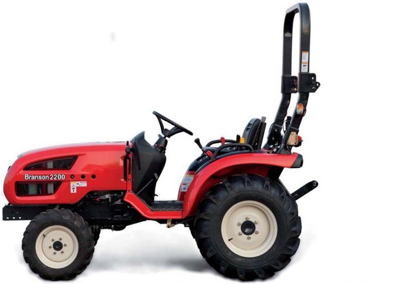 tracteur branson 28cv sans outils locations. Black Bedroom Furniture Sets. Home Design Ideas